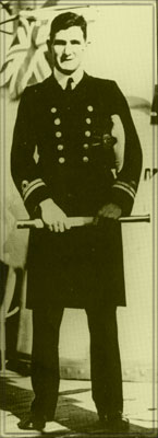 Rankin as a Lieutenant