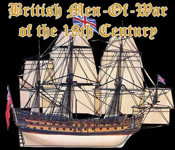 Royal Navy Man O War 17th Century