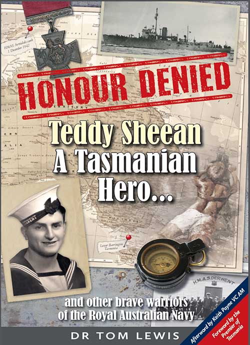 Honour Denied - Dr Tom Lewis