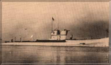 HMA Submarine J2
