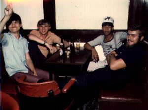 Golden Hind Bar - Sembawang Nov 1973