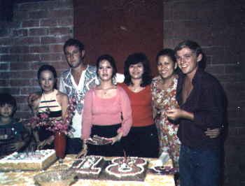 Birthday Party Melbourne Bar