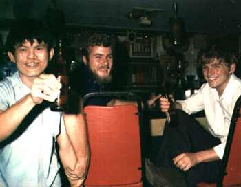 Melbourne Bar November 1973