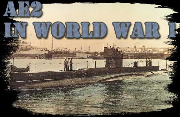 Submarine AE2